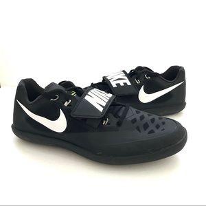 Black Nike Zoom SD Track/Field Throwing Shoe